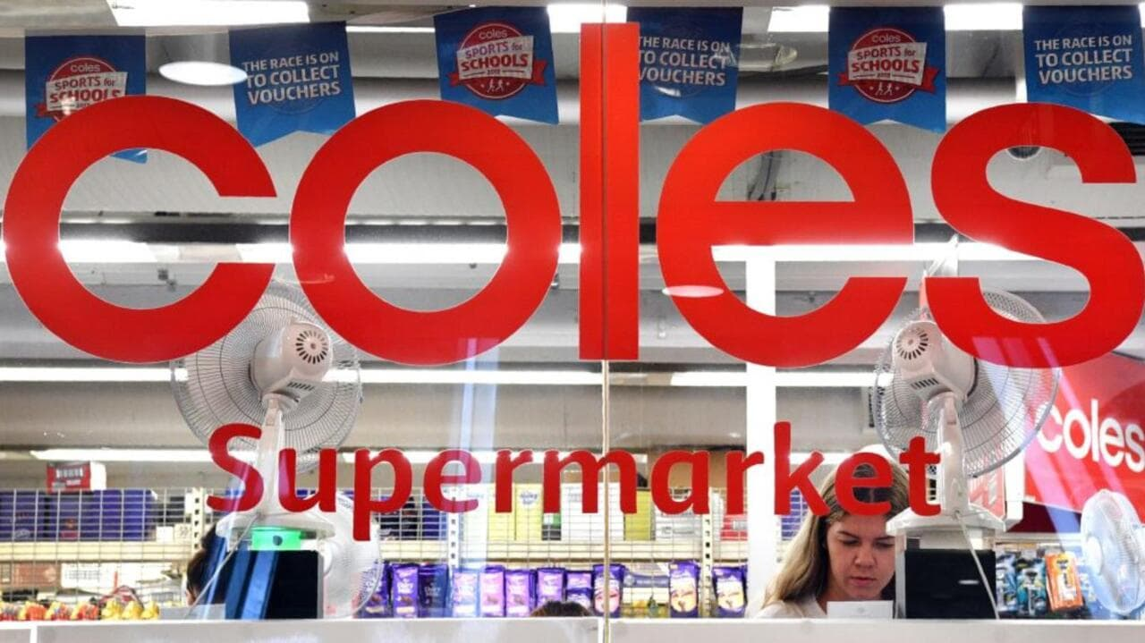 Coles 'Little Shop' promotion driving sales