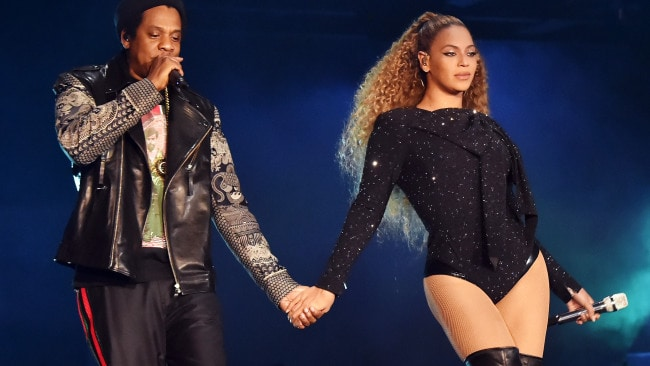 Mr and Mrs Carter-Knowles. Image: Getty