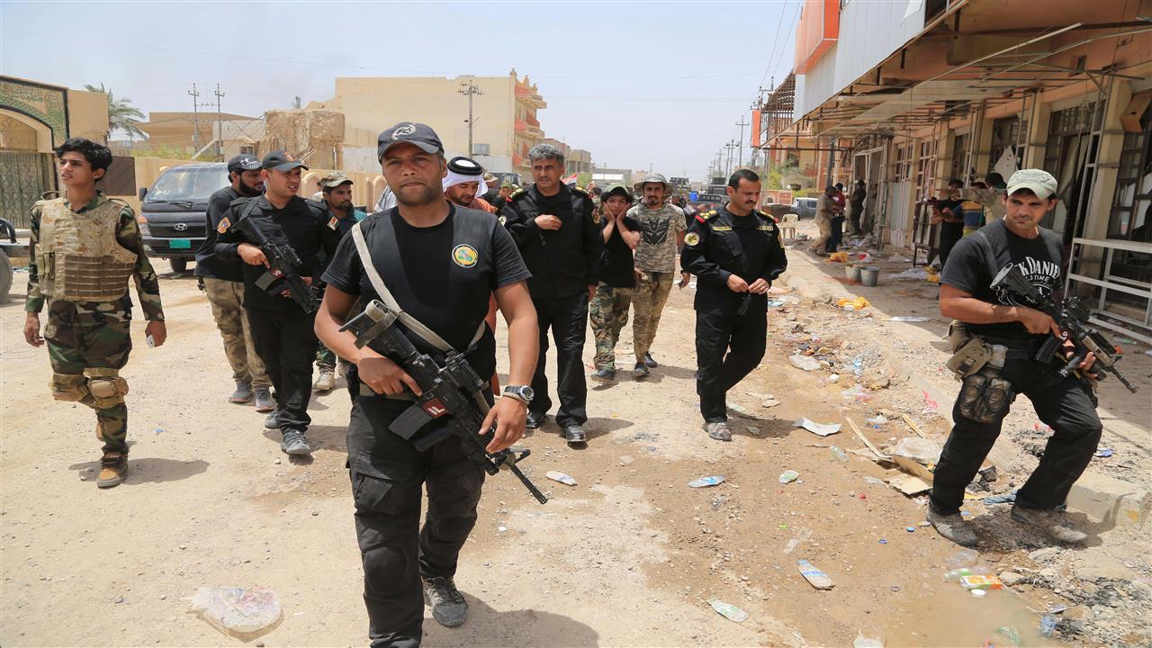 The Retaking of Fallujah: How Iraq's Military Beat ISIS