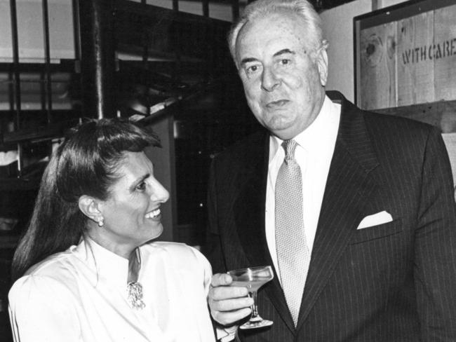 Whitlam was an advocate for women's rights.