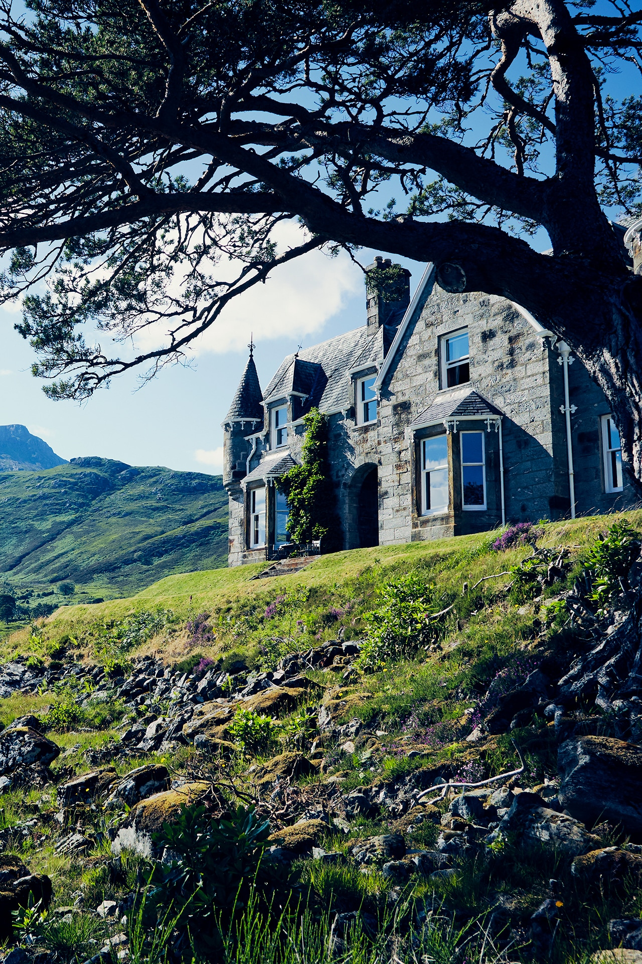 Stay with Kate Middleton's brother in the Scottish Highlands