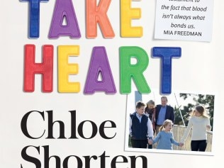 TAKE HEART - A story for modern stepfamilies.