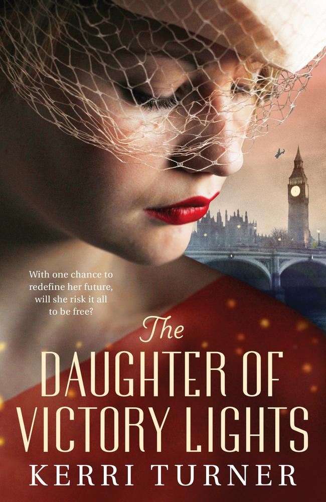 Great read ... The Daughter of Victory Lights by Kerri Turner.
