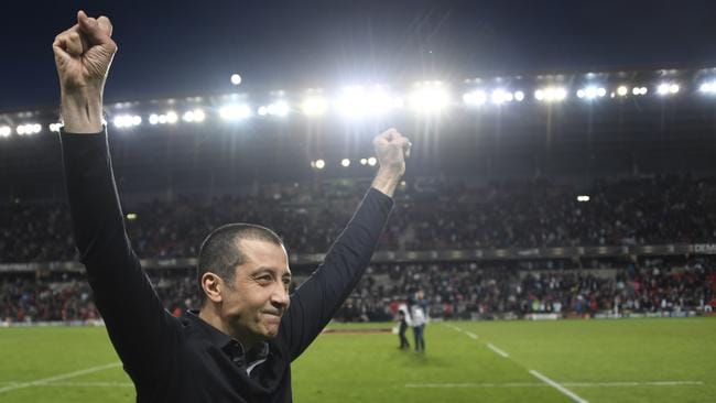 RC Toulon's French president Mourad Boudjellal has once again hit out at his own players.