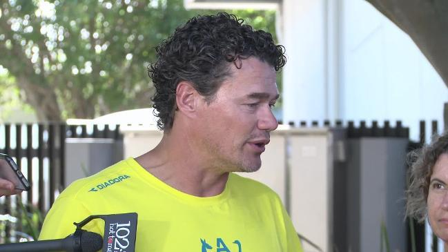 Chalmers needs to get used to work load: Aus swim coach