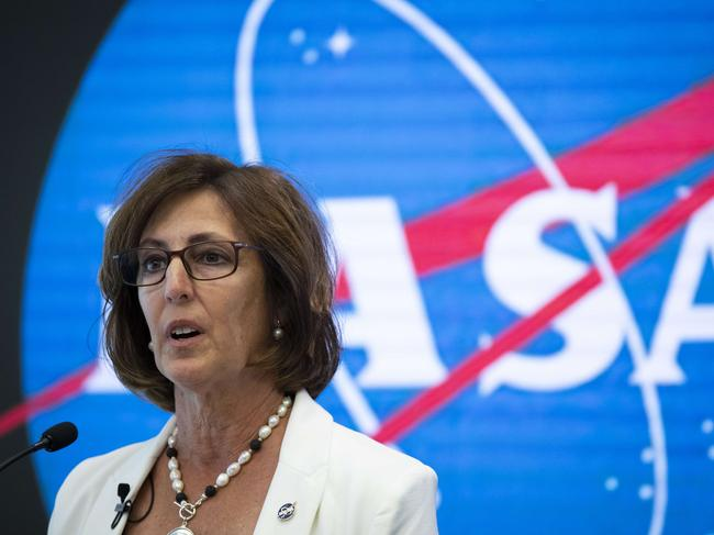 ISS Deputy Director Robyn Gatens. Picture: AFP