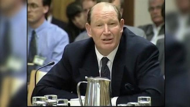 Kerry Packer tells it how it is