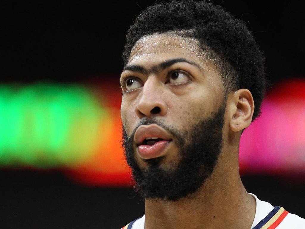 Anthony Davis is extremely sought after. Could Philly make a move for him?