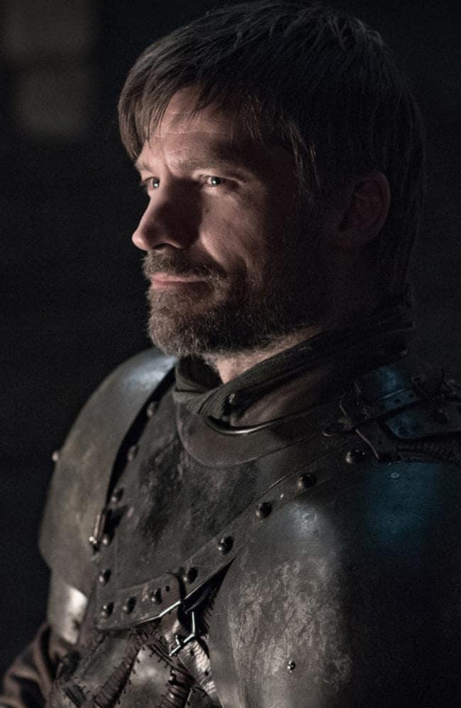 Jaime Lannister. Picture: HBO/Helen Sloan