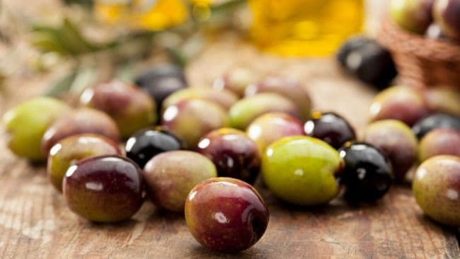 Olives are a vital part of the diet. Image: iStock.