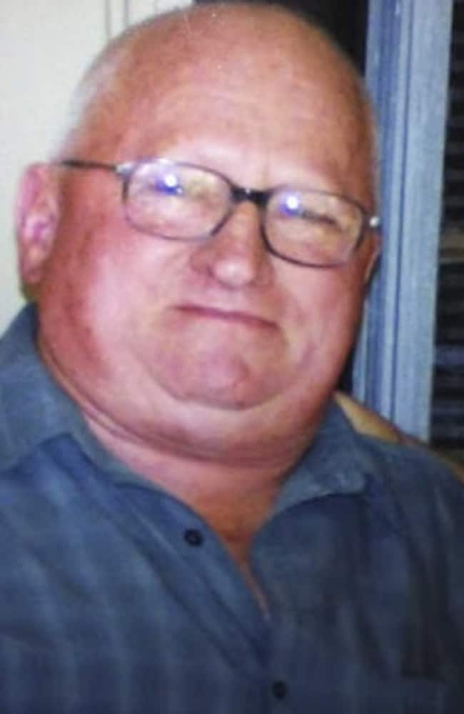 Bread delivery man Jerry Burnett, 70, was shot during the gas station robbery and died ten days later.