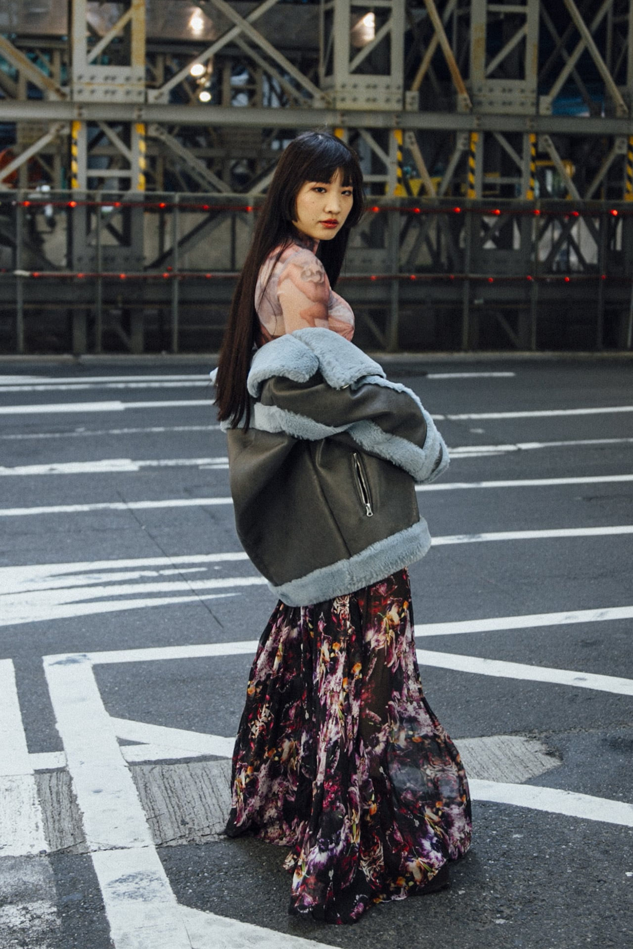Street style inspiration from Tokyo Fashion Week autumn/winter '19/'20
