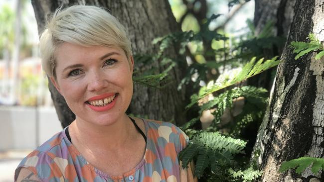 Feminist author Clementine Ford has unleashed on her former employer in a foul-mouthed tirade. Picture: Chelsea Heaney