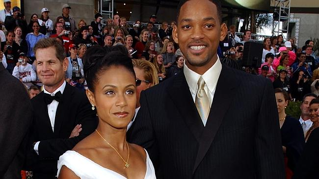 This photo was taken in 2002, and Will Smith hasn't aged a day since.