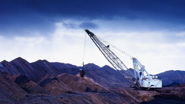 BHP is moving ahead with its plan to exit coal. Picture: Supplied.