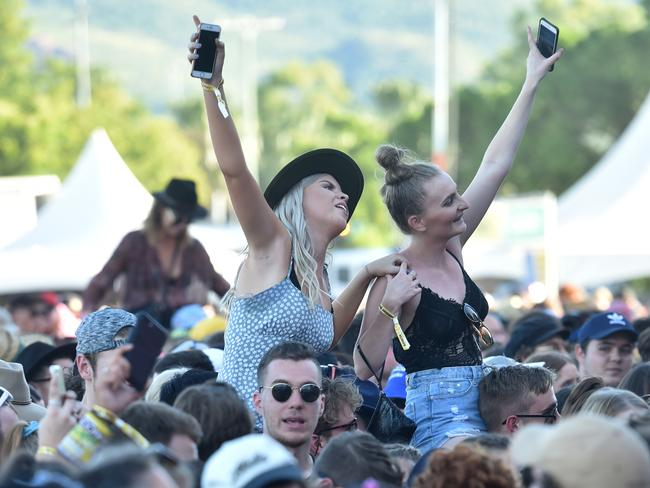 The Townsville Groovin the Moo was held just a week after it's Canberra sister event. Picture: Evan Morgan