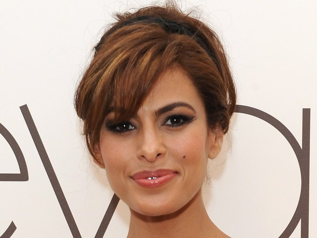 Instead of dieting Eva Mendes calls it clean eating. Photo: Angela Weiss/Getty Images for New York & Company