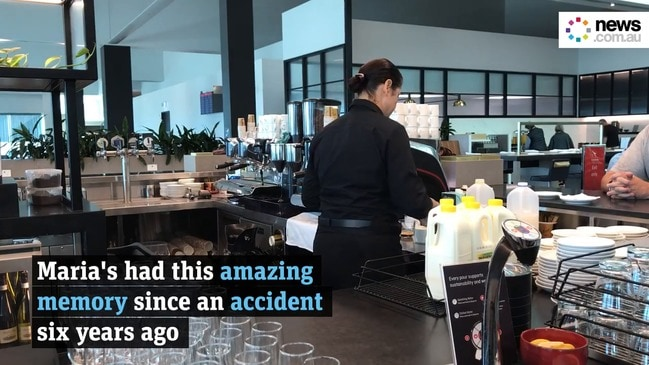 The Qantas barista who can remember everyone's orders