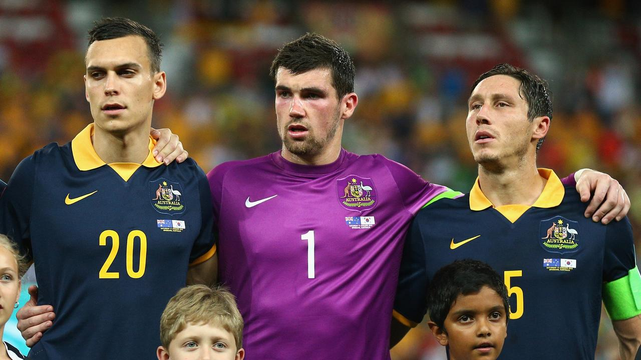 Here are the candidates to succeed Mark Milligan as Socceroos captain