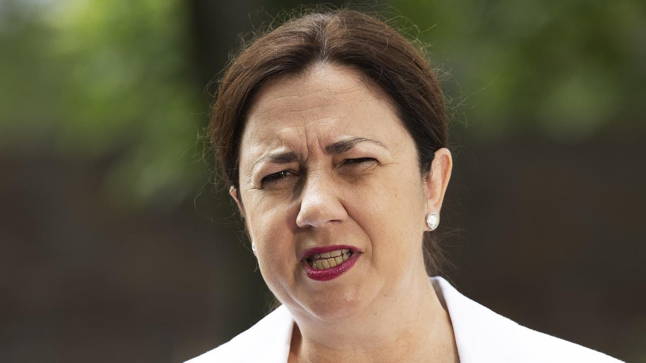 Annastacia Palaszczuk urges voters to send message to LNP ...