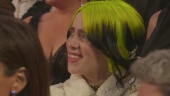 Billie Eilish might not have been a fan but we were. Image: ABC.