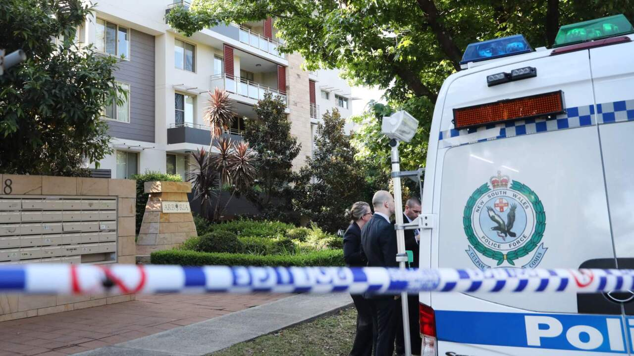 Woman's body found in freezer in Sydney's north