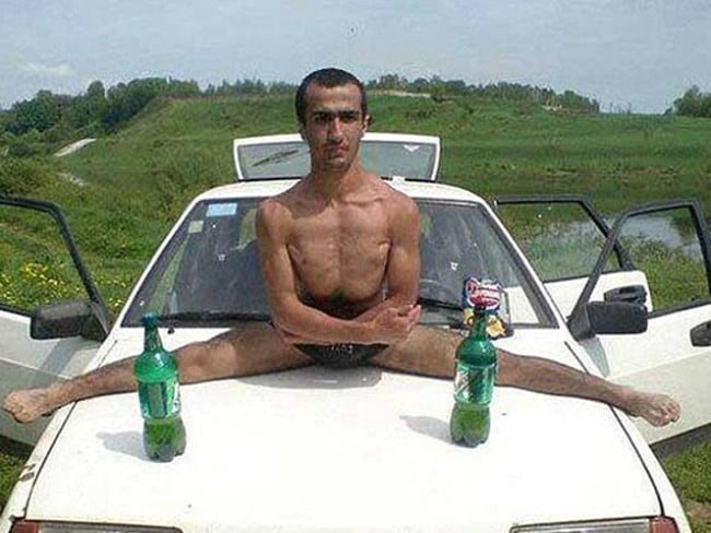 Weirdest photos on russian dating sites