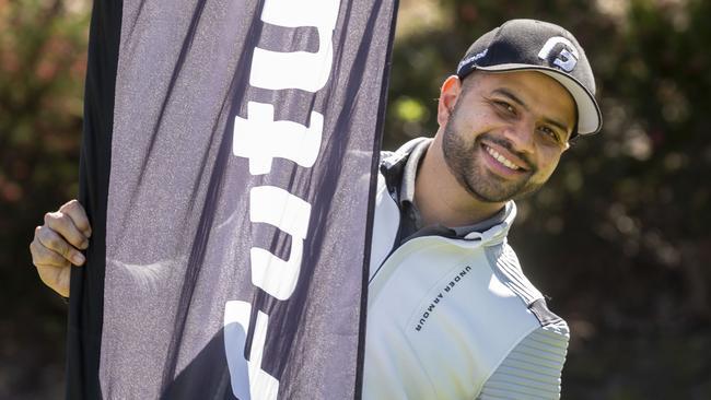 Future Golf is now an award-winning, million-dollar company. Picture: Valeriu Campan
