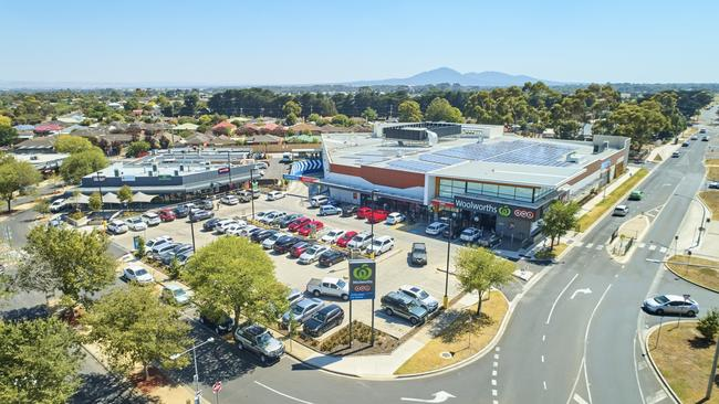 Woolworths sold its standalone Lara supermarket after new figures showed the town's population grew nearly 4 per cent last year.