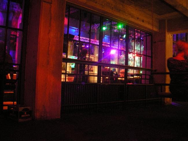 Berlin, home to the famous Berghain nightclub (pictured), came in third.