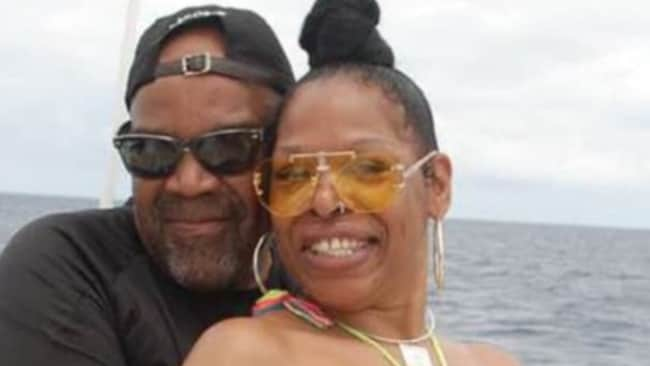 Edward Holmes and Cynthia Day were found dead in their hotel room at the Grand Bahia Principe in La Romana. Source: Facebook