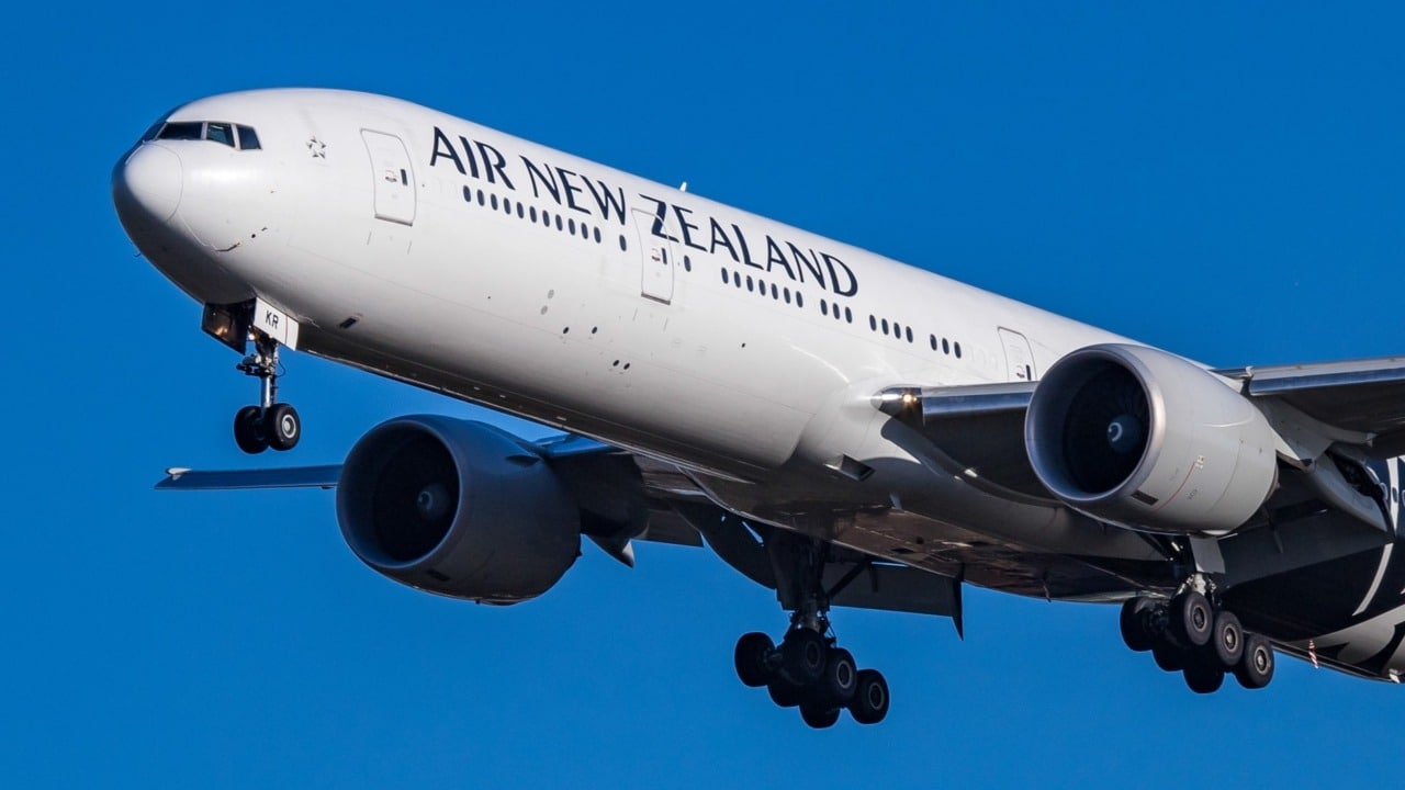 Air New Zealand named Australia's most-trusted brand