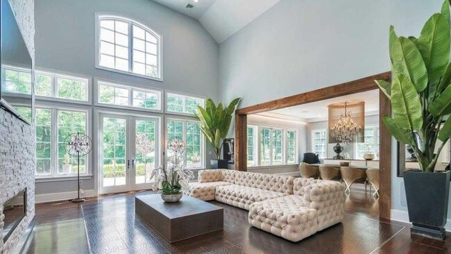 Light filters into the Colonial-style home. Source: realtor.com