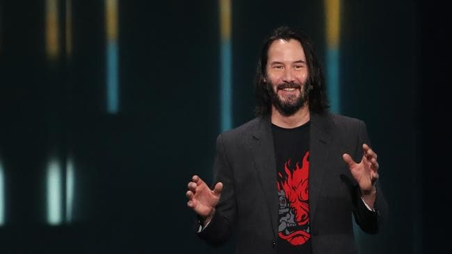 Everything is better with Keanu Reeves. Picture: Christian Petersen/Getty Images)