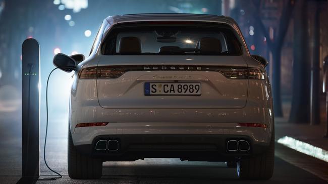 Porsche Cayenne Turbo S E Hybrid Australian Price Power Speed