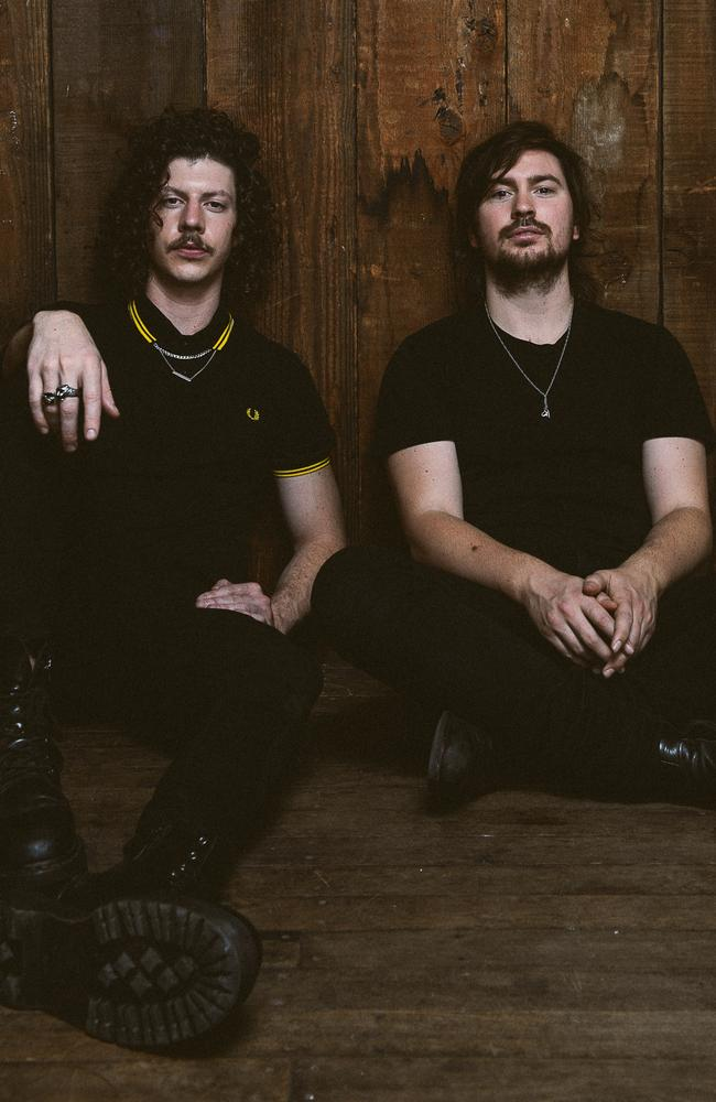 Peking Duk will play on the day. Picture: Supplied