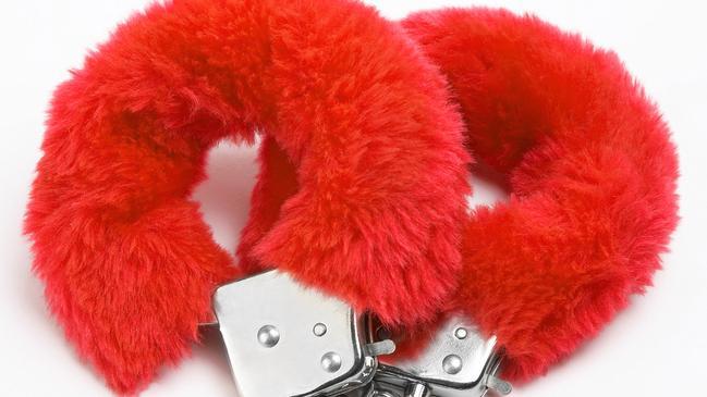 Fluffy handcuffs are a big seller in Victoria. Picture: ThinkStock