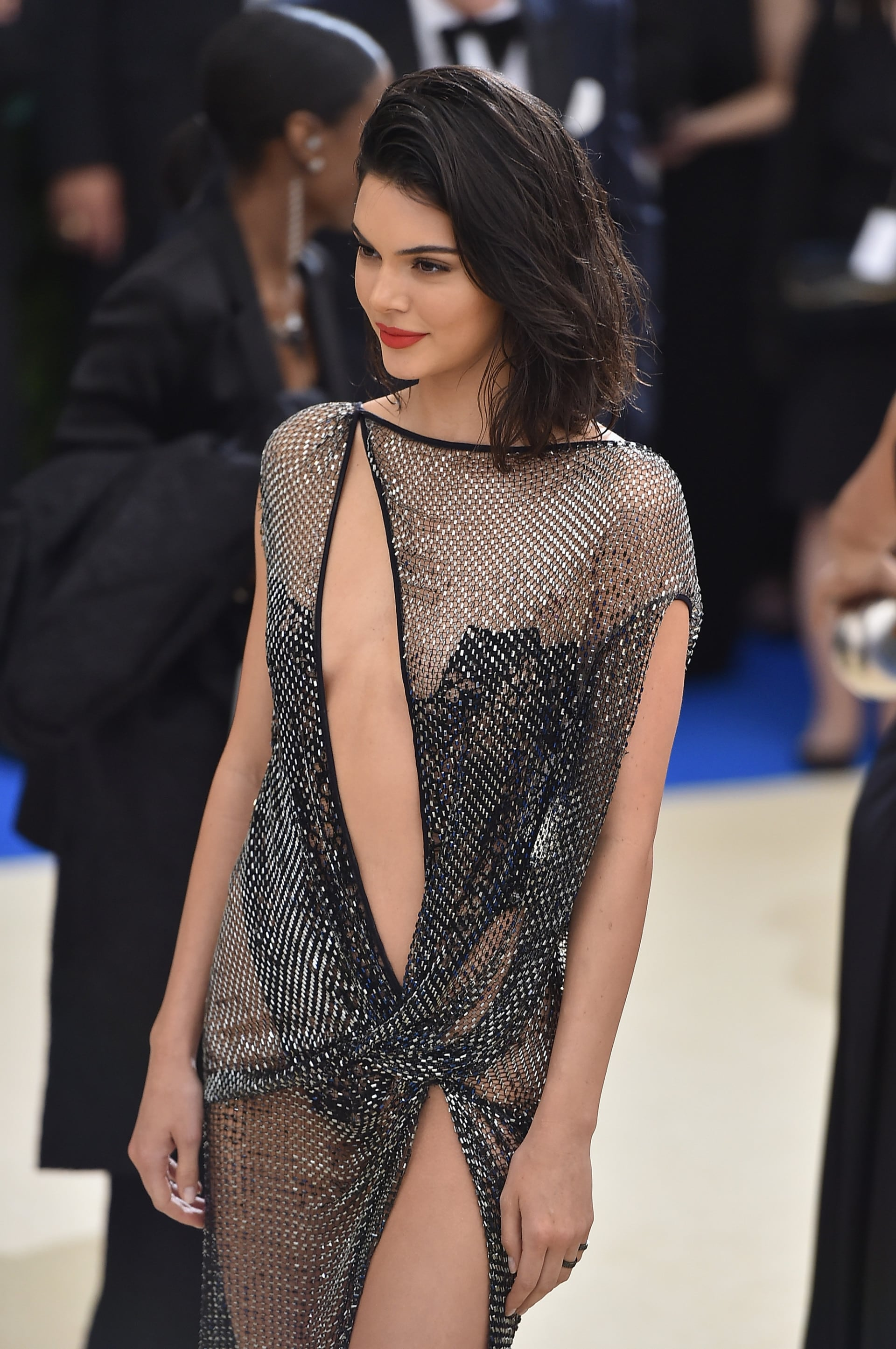 Kendall Jenner is being slut-shamed for her Met Gala dress