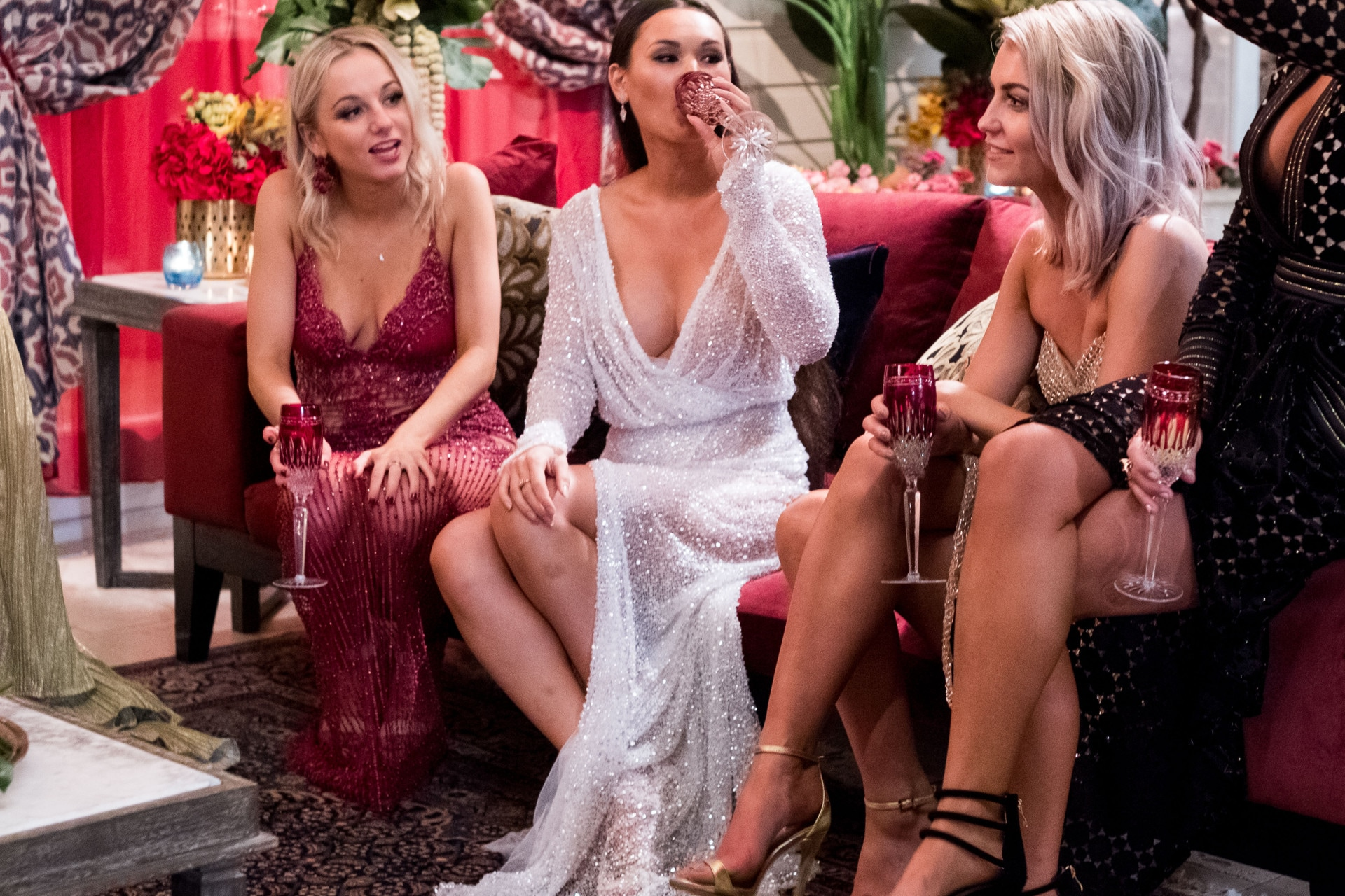 Where to buy those iconic Bachelor champagne glasses