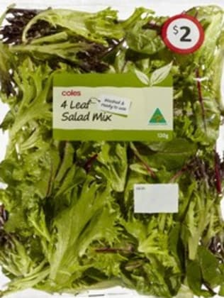 Salmonella Outbreak Linked To Lettuce Sold At Coles And Woolworths