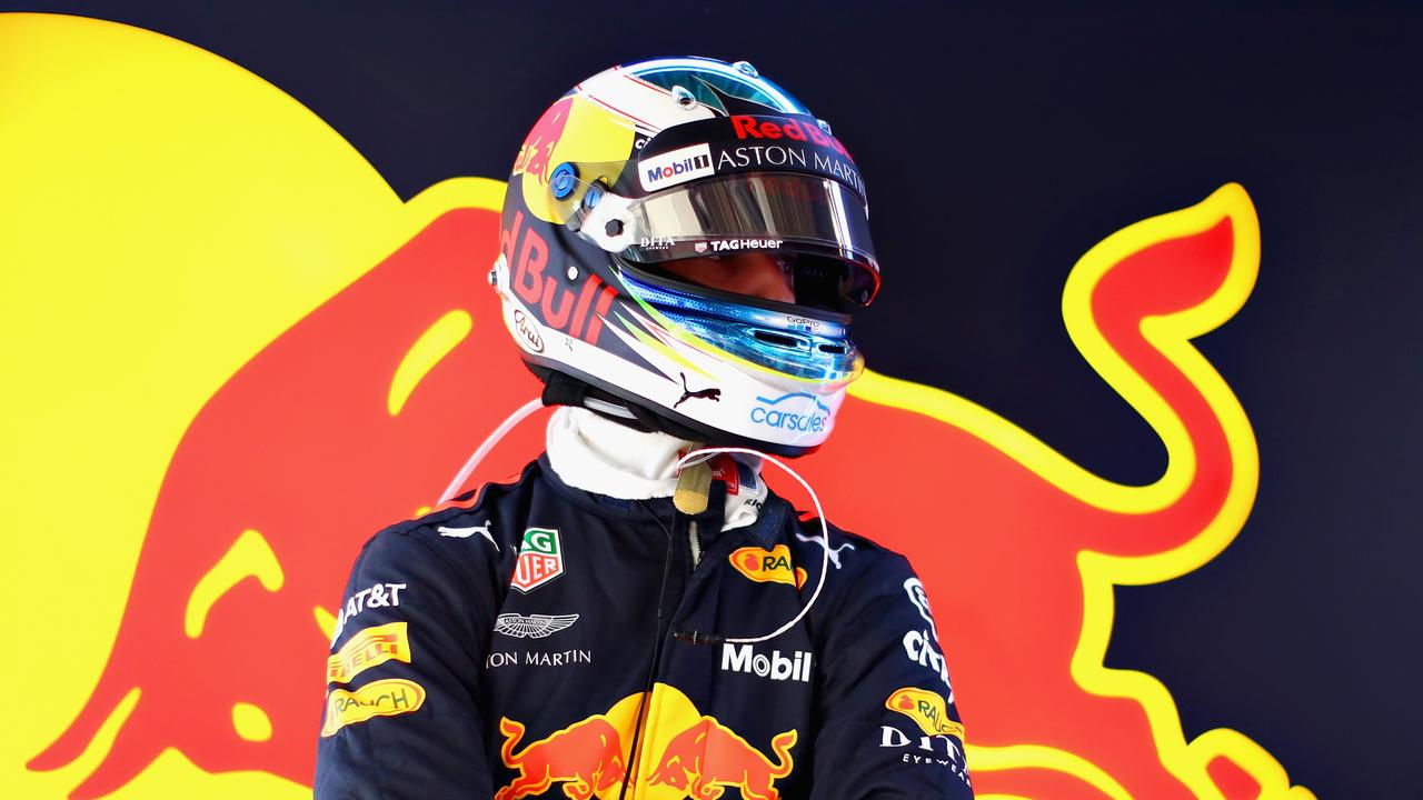 Horner said Ricciardo accepts Red Bull isn't to blame for the Renault power issues, which have forced him to retire twice since announcing his departure.
