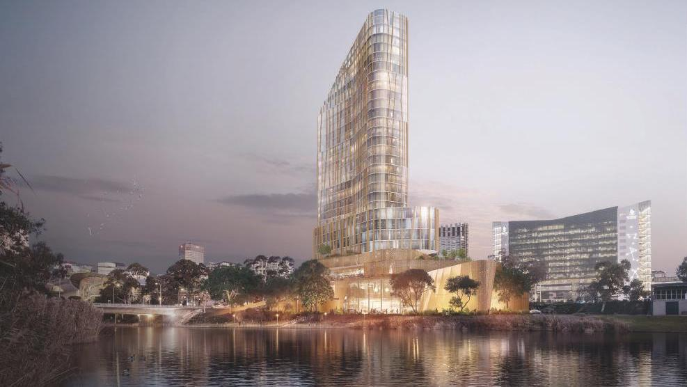 Martin hamilton smith s plan to address adelaide s hotel for Architecture jobs adelaide