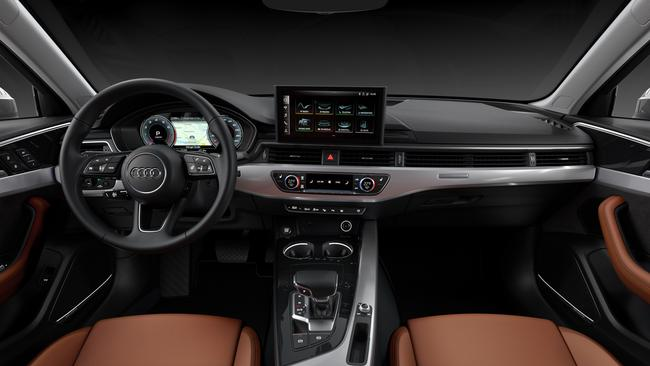 Audi's infotainment isn't as functional as some rival's tech.
