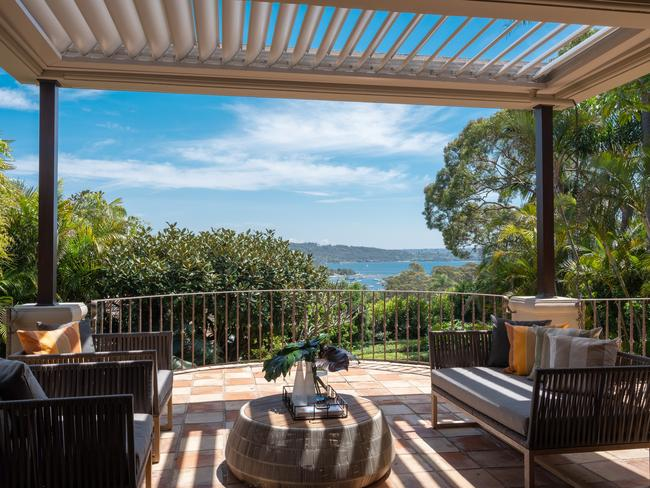 6 Burrabirra Ave, Vaucluse, sold for an undisclosed price but likely within its $8 million to $8.5 million guide