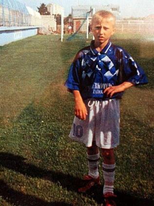 Luka Modric Kinder