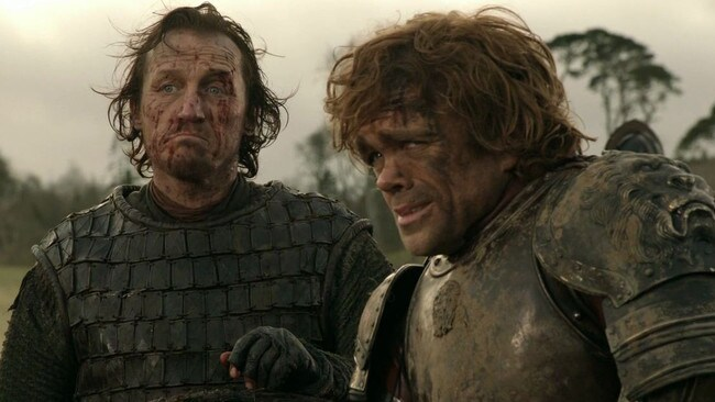 Jerome Flynn says Tyrion is Bronn's favourite