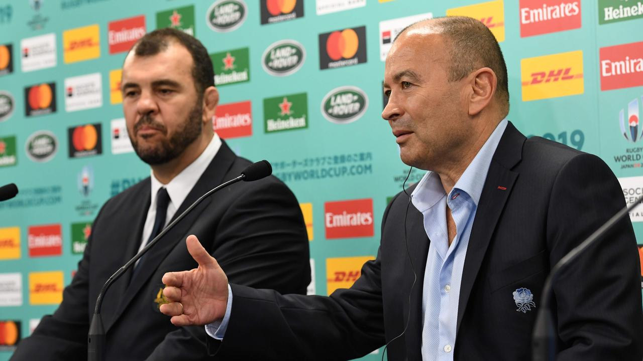Eddie Jones says England's Test against the Wallabies at Twickenham will be a scrap.
