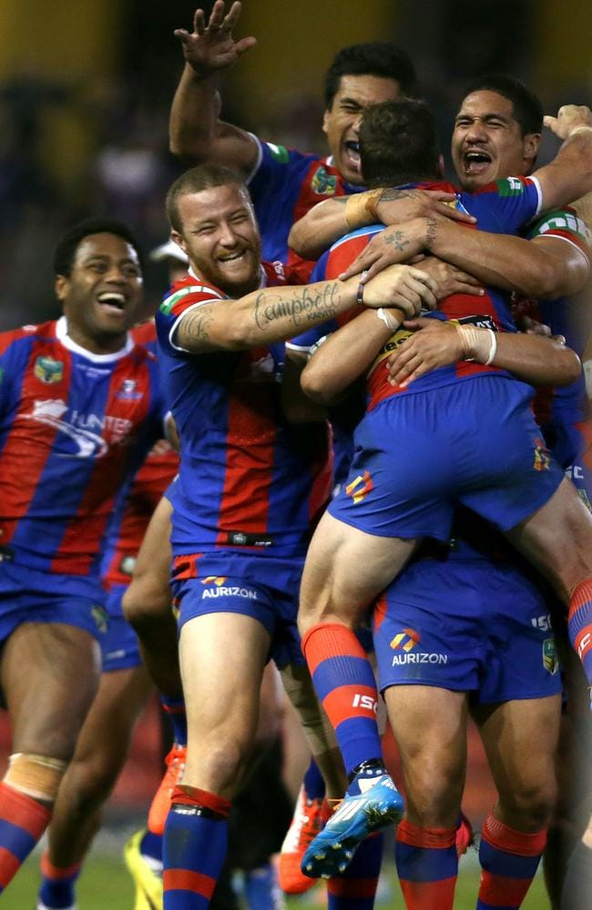After the last-gasp win over Melbourne, Newcastle aim to finish the season with optimism.