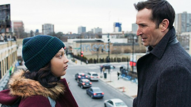 Noah Wyle stars as a grieving single parent in The Red Line.