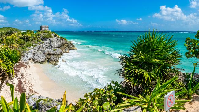 The stunning clear waters in Tulum are no more. Will the beaches ever return to this?